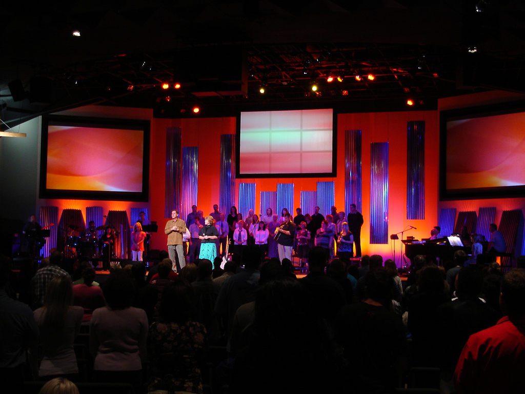 simple church stage designs for pinterest