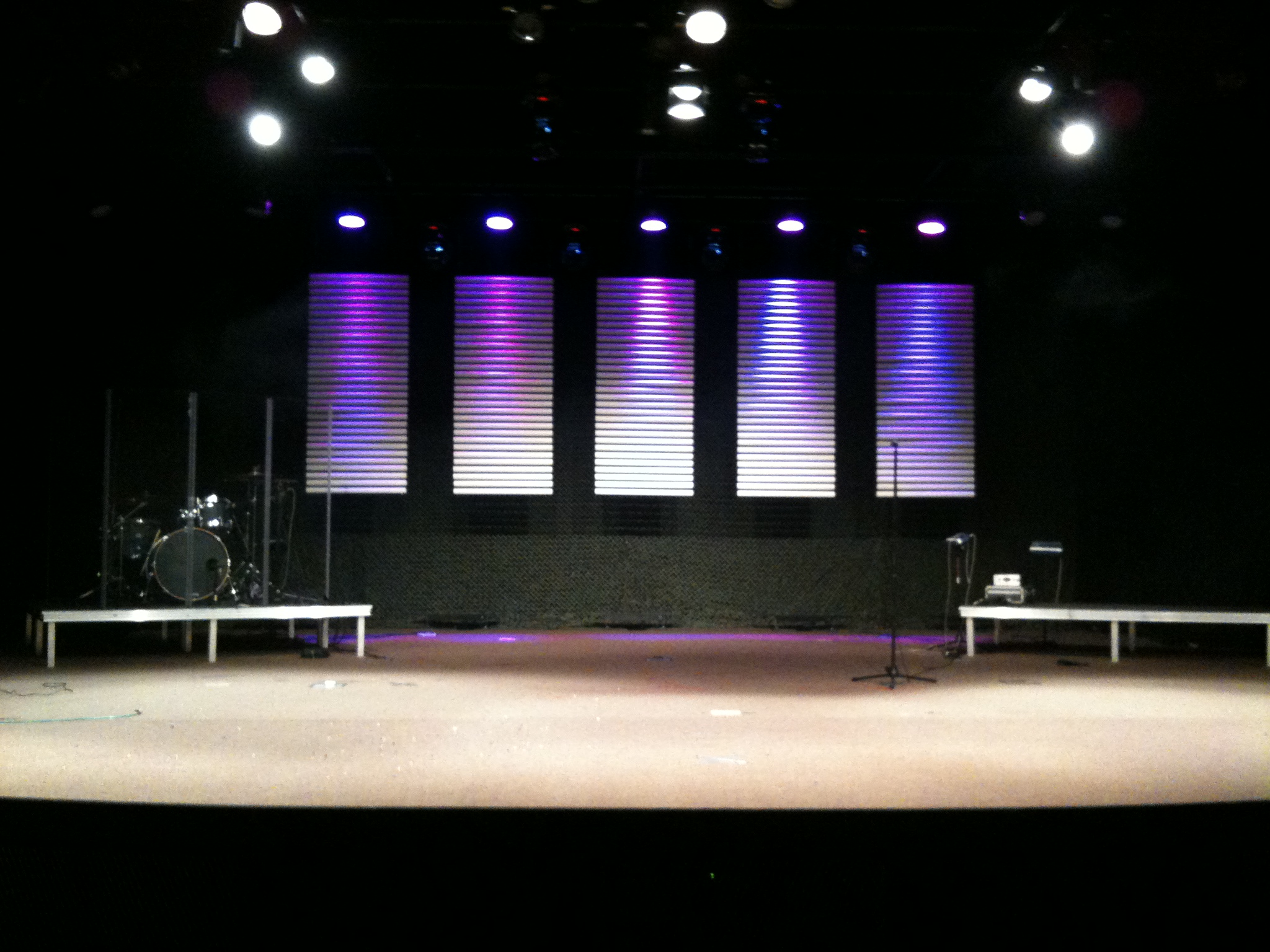 tubey or not tubey church stage design ideas
