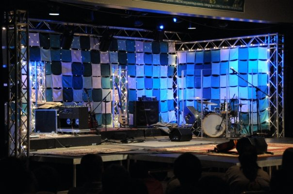 Church Stage Design Ideas For Cheap Love This Design Idea From Church