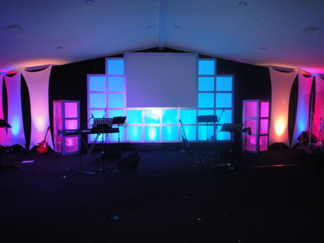 Shorty Got Low Low Low Church Stage Design Ideas