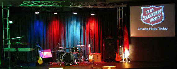 It's Curtains for You! | Church Stage Design Ideas
