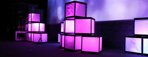 Playing With Blocks Church Stage Design Ideas