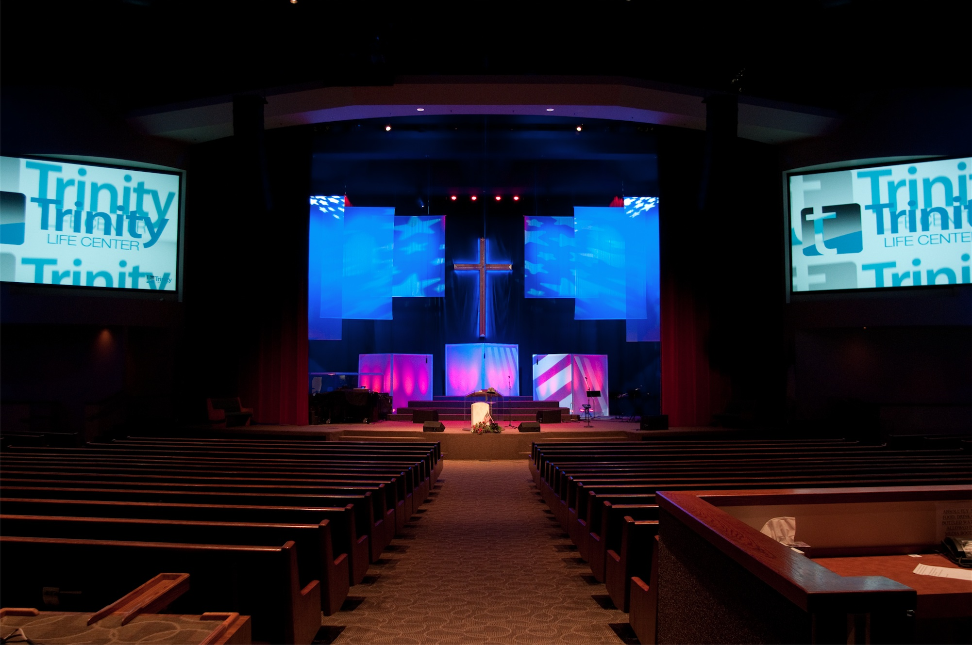 Church Stage Designs For Small Churches | Joy Studio Design Gallery ...