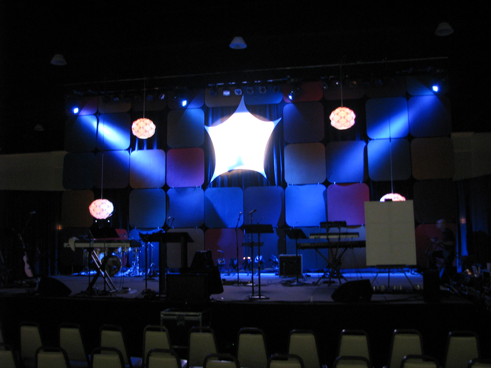 Modern | Church Stage Design Ideas