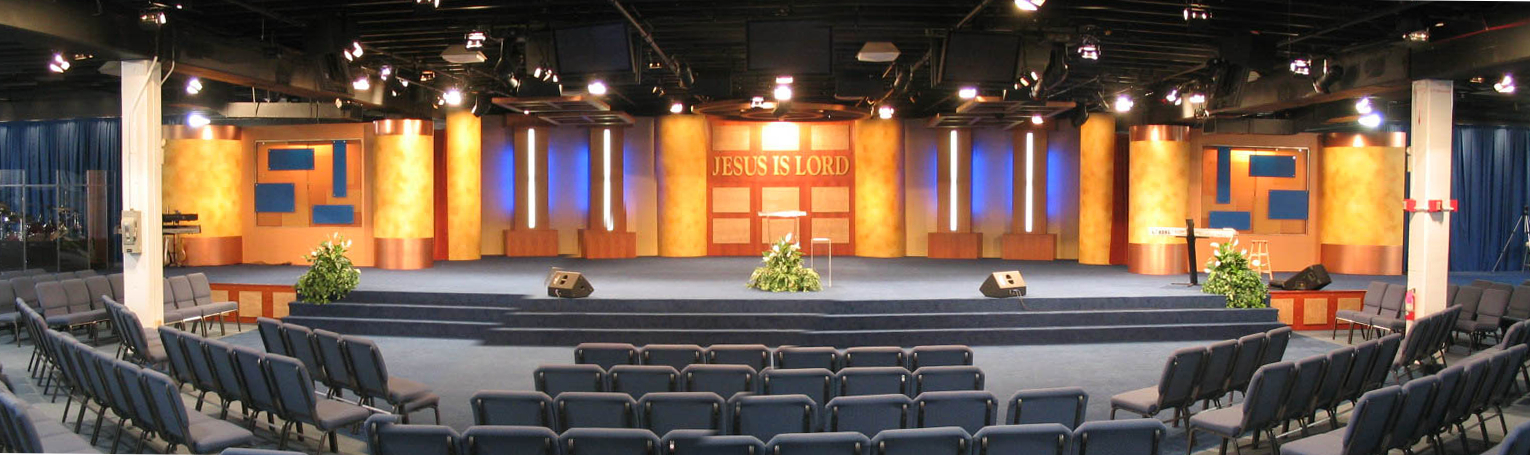 Results for Stage Church Interior Design.
