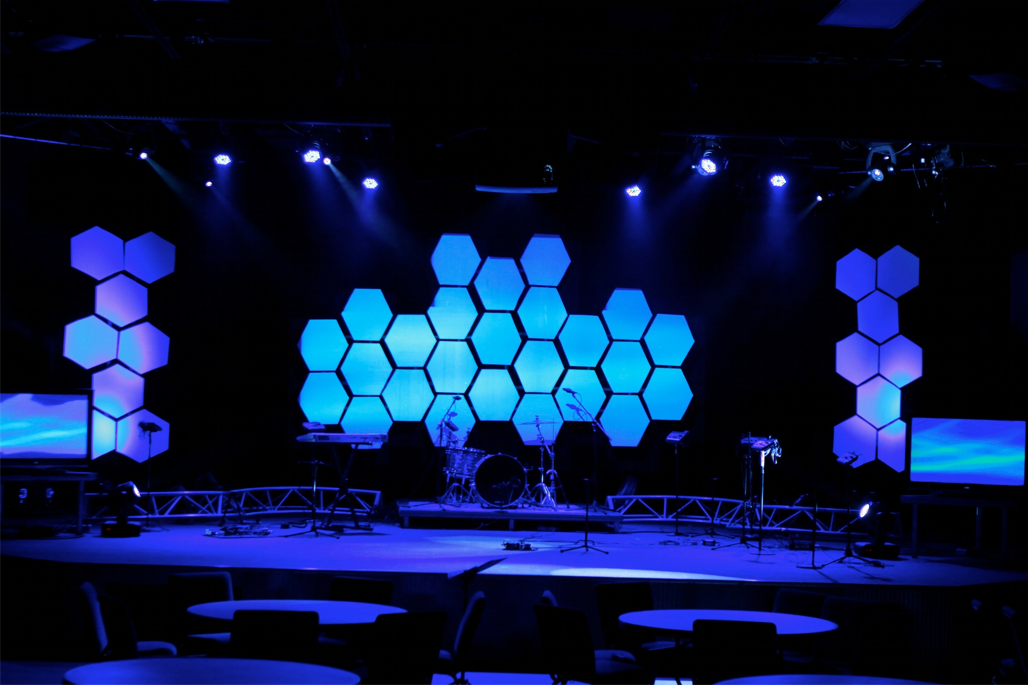 Imma Bee | Church Stage Design Ideas
