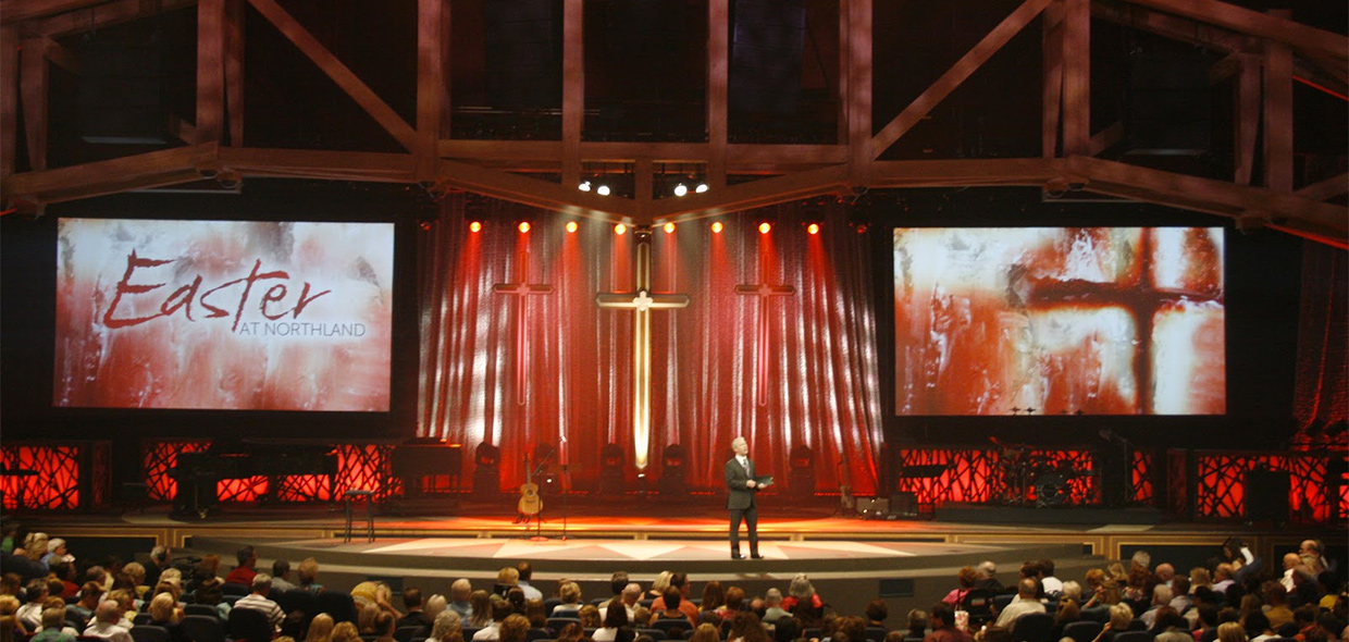 Shatterboxes Church Stage Design Ideas