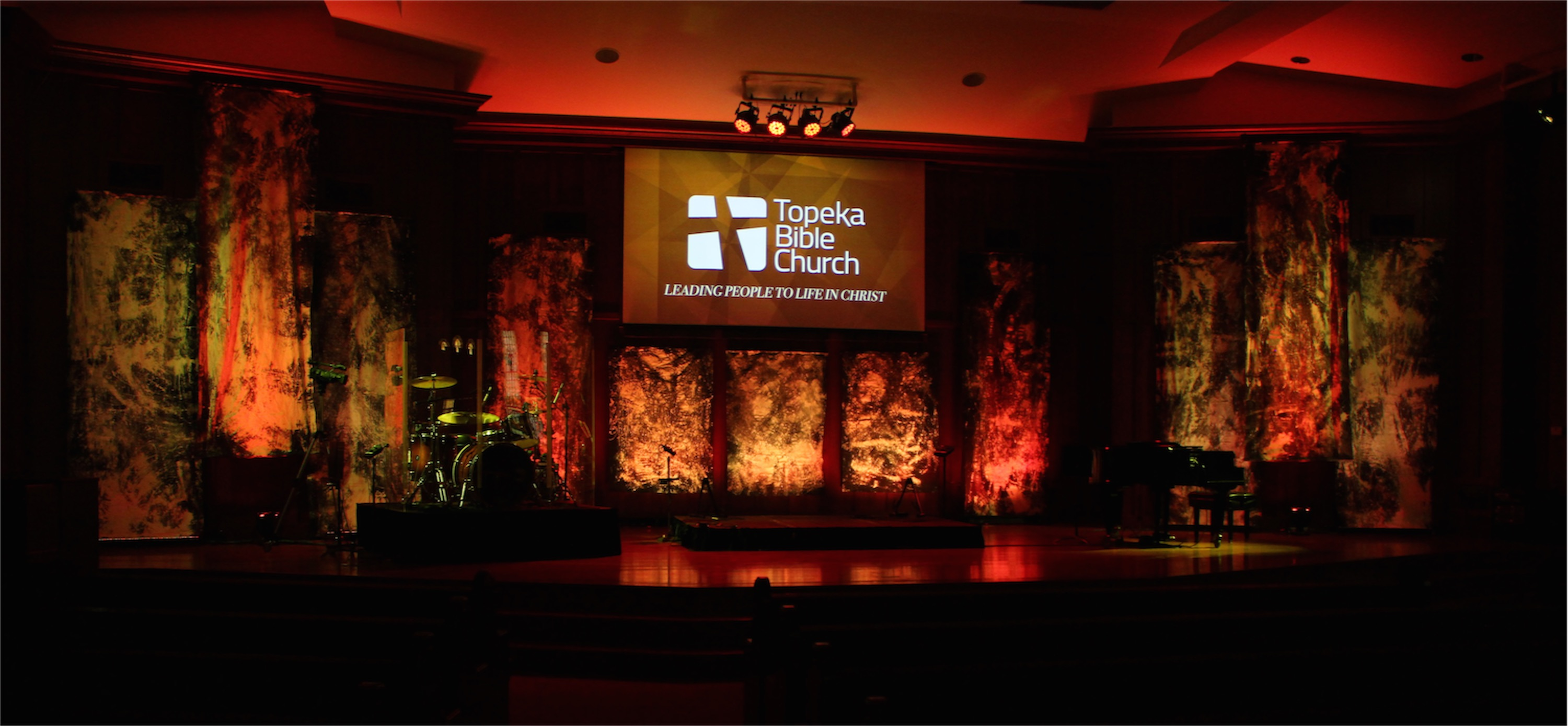 splash church stage design ideas