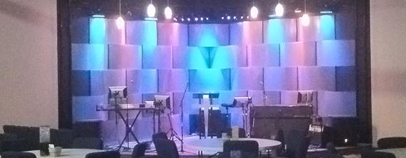 Bend Until You Break Church Stage Design Ideas