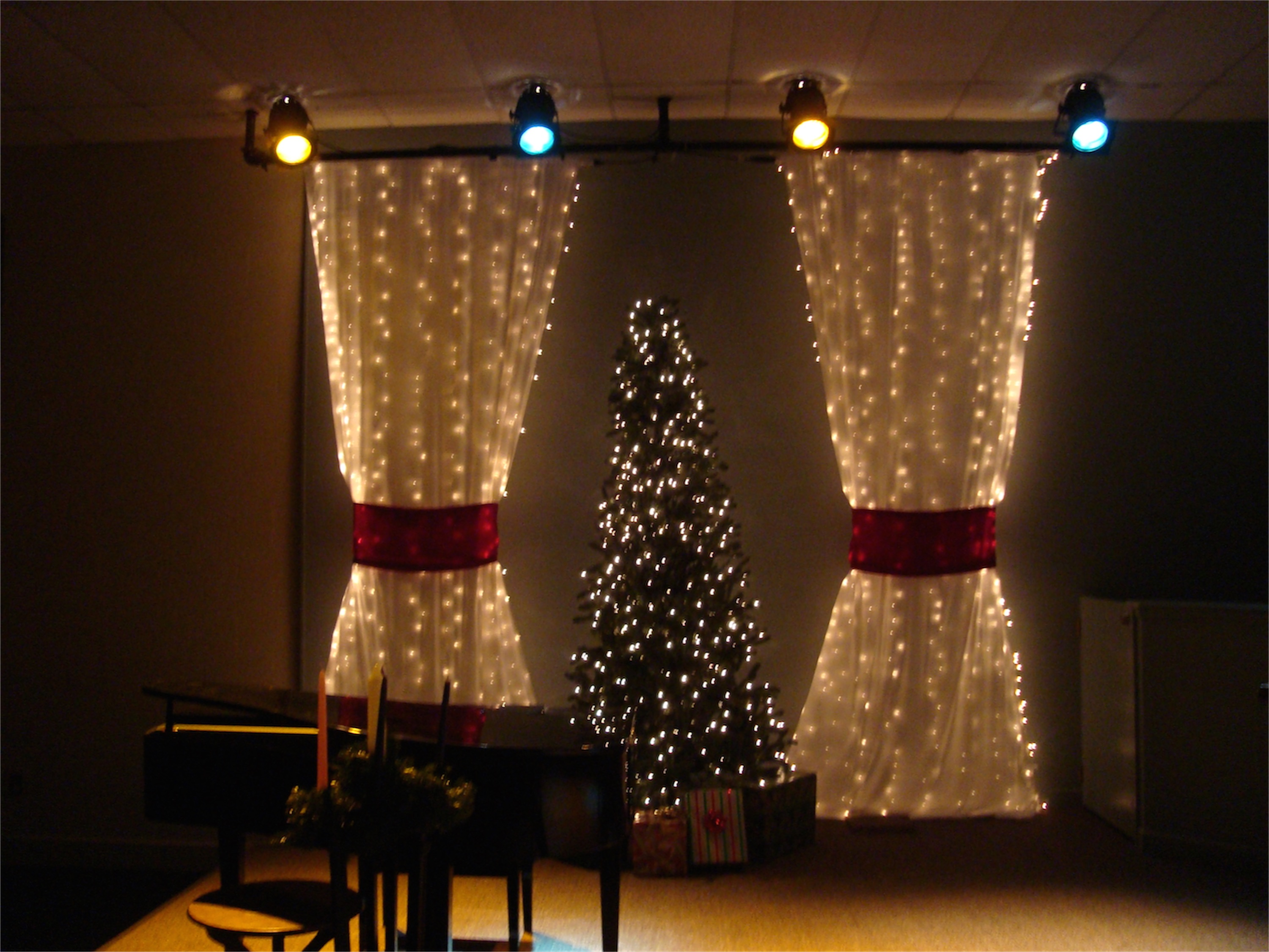 Cheap Christmas Curtains