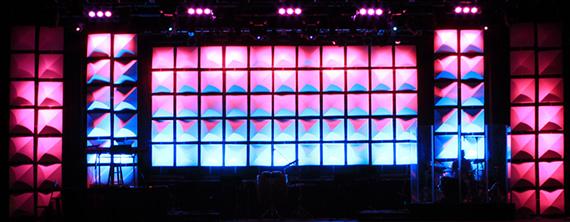 Spikes   Church Stage Design Ideas