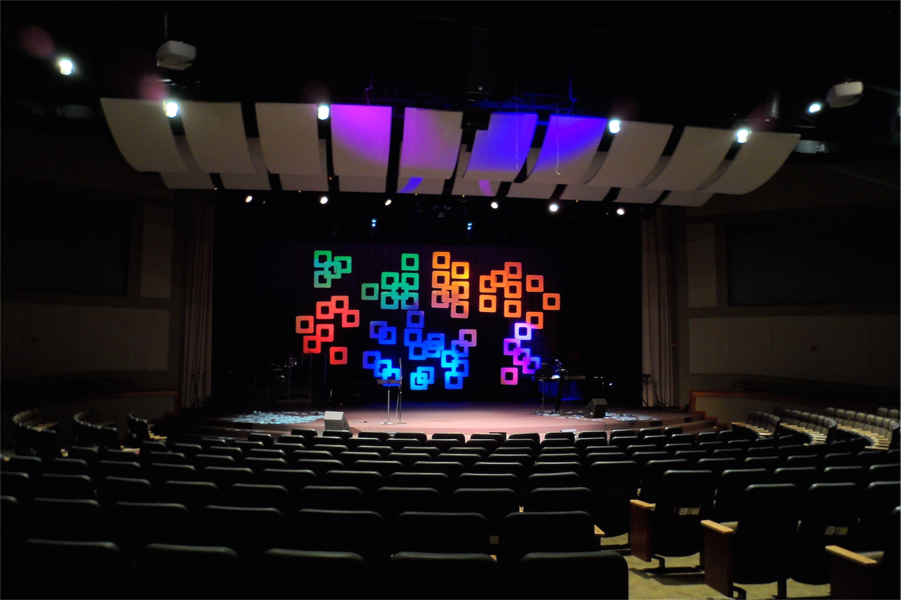 Small Church Stage Design Ideas For Pinterest Stage Design
