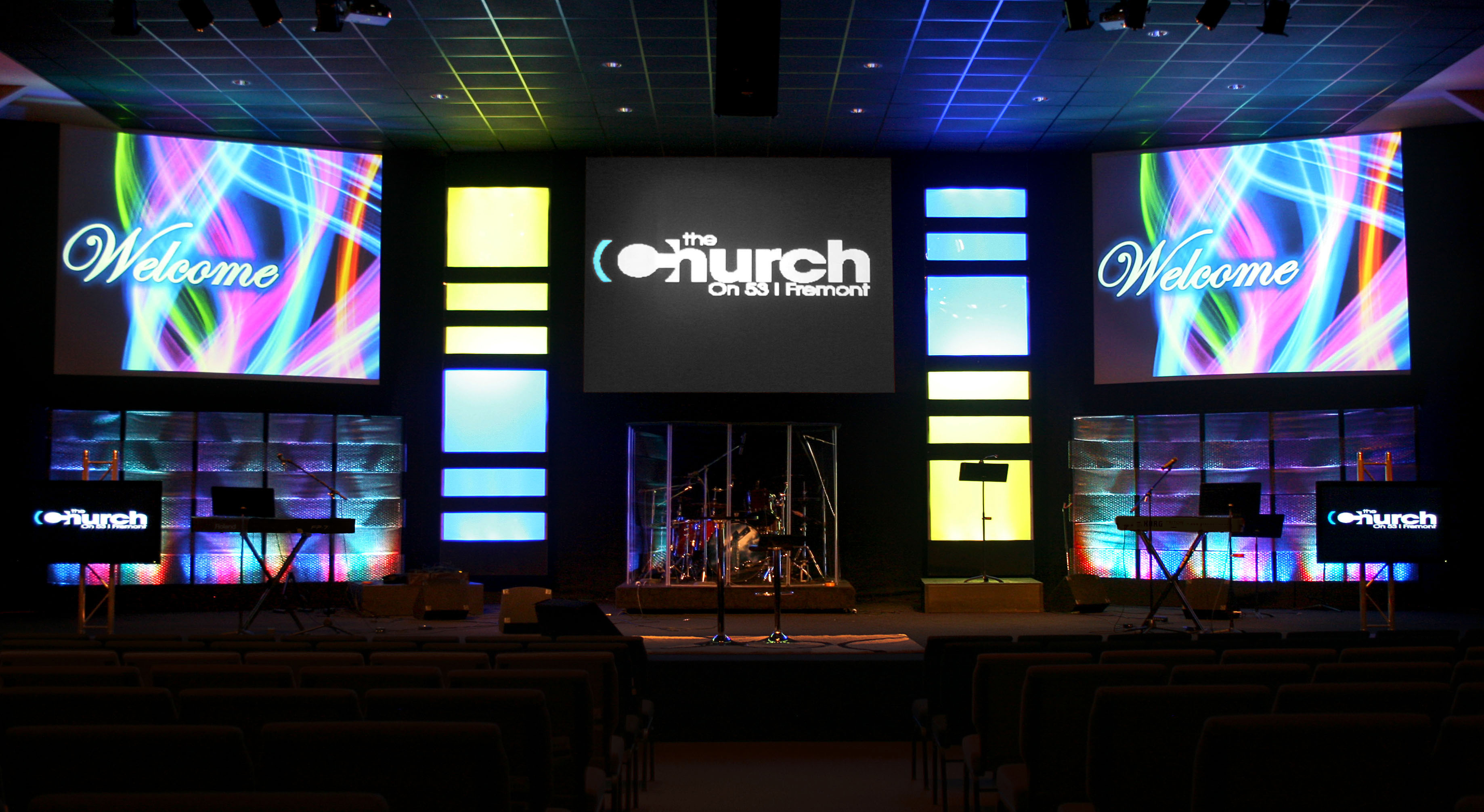 church stage worship decor joy studio design gallery best design