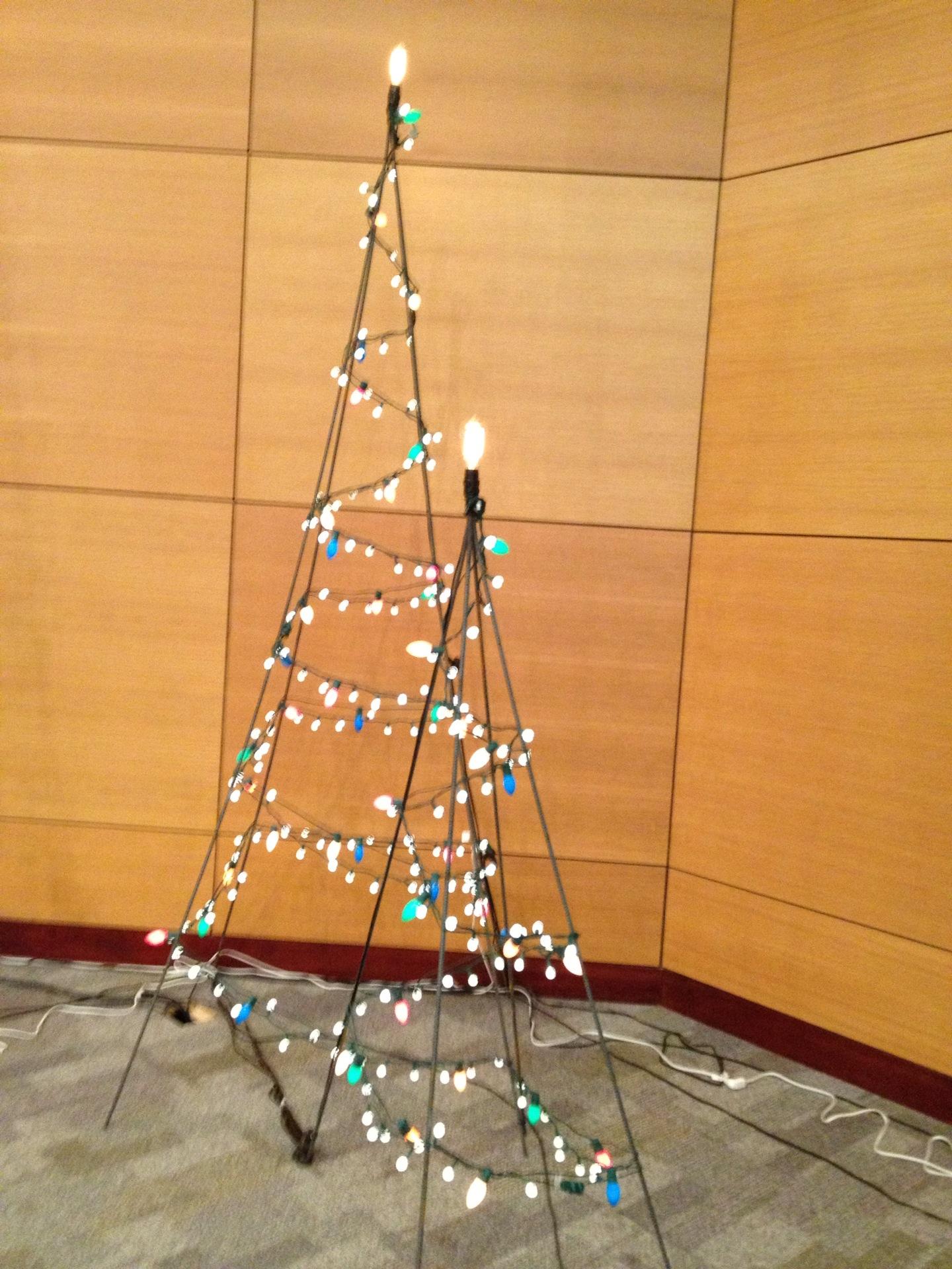 B And Q Christmas Tree