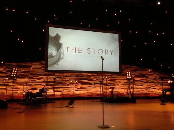 Contemporary Church Stage | Joy Studio Design Gallery - Best Design