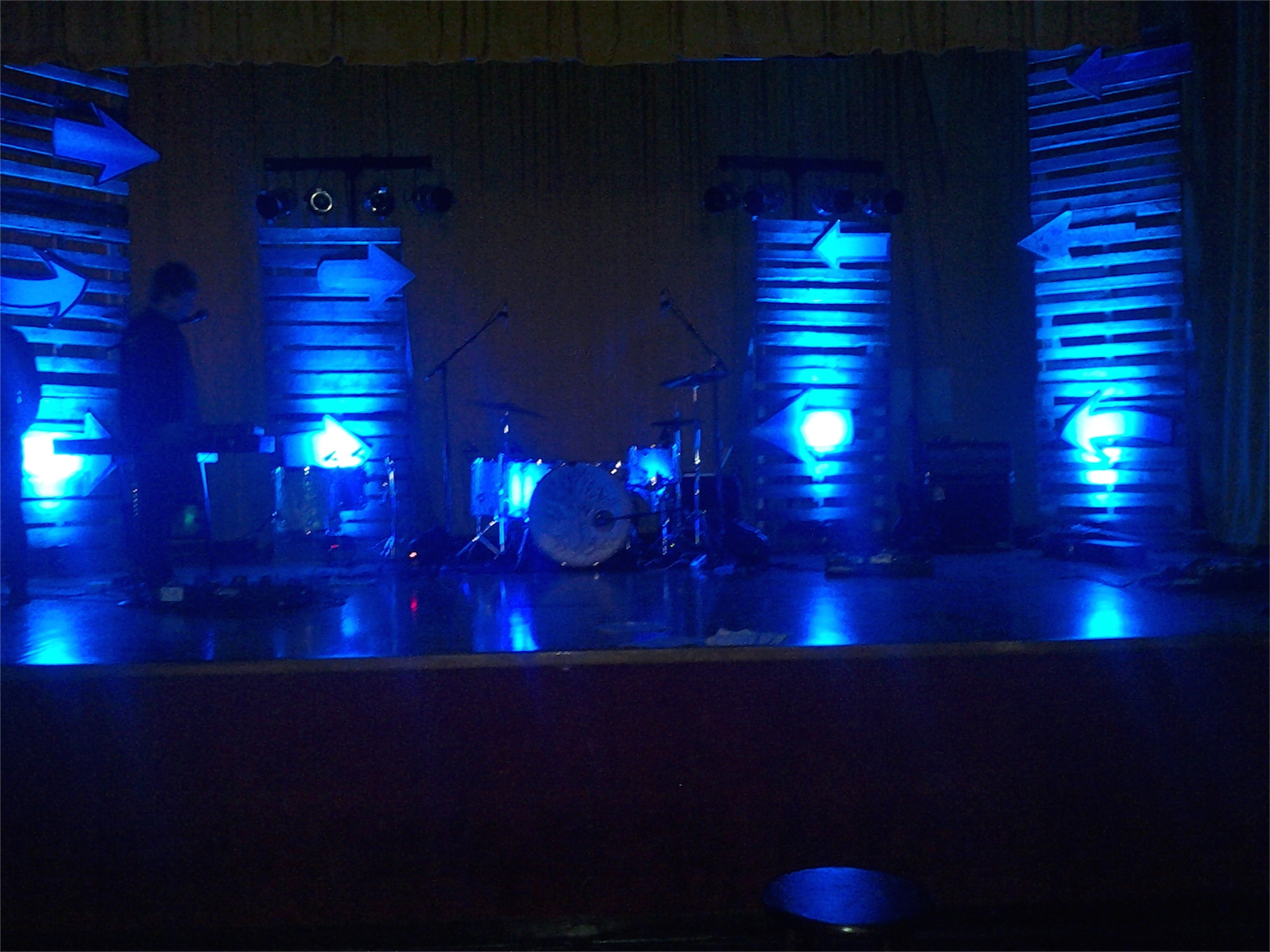Professional Stage Lighting