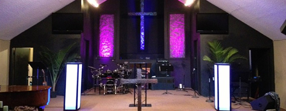 depth of design - Small Church Stage Design Ideas