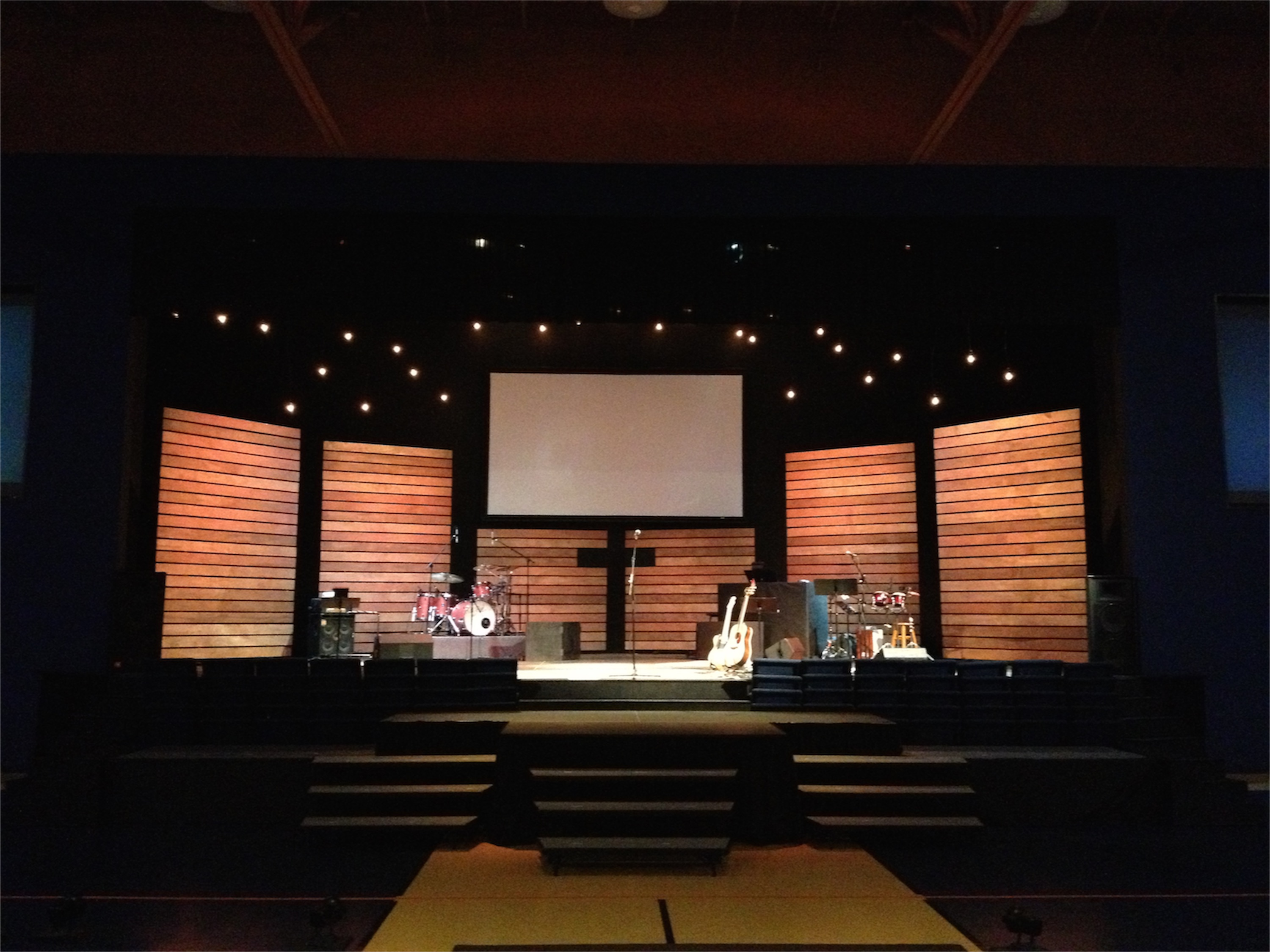 Stage Design Ideas On Pinterest Church