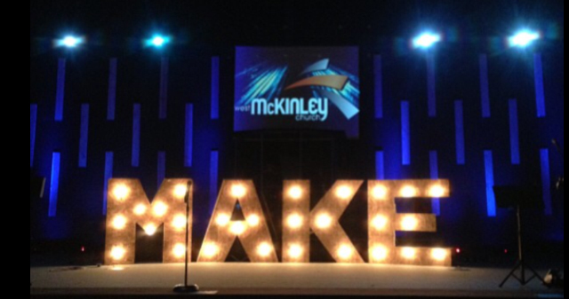 make stage design church stage design ideas