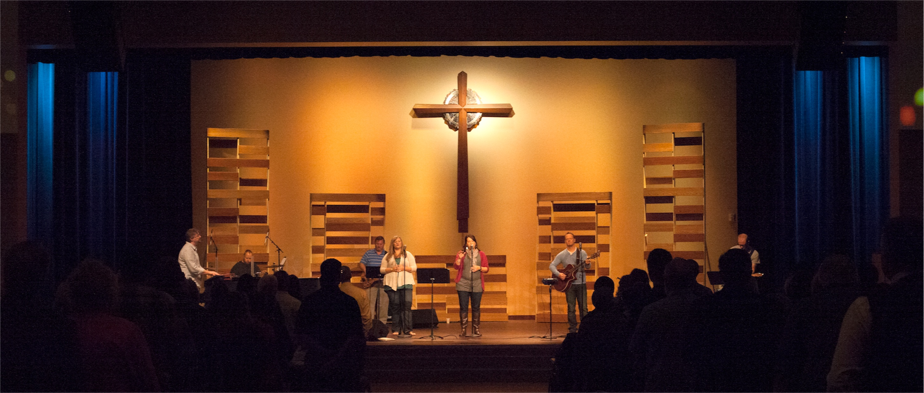Set Design Ideas Real Wood Backings  Church Stage Design Ideas
