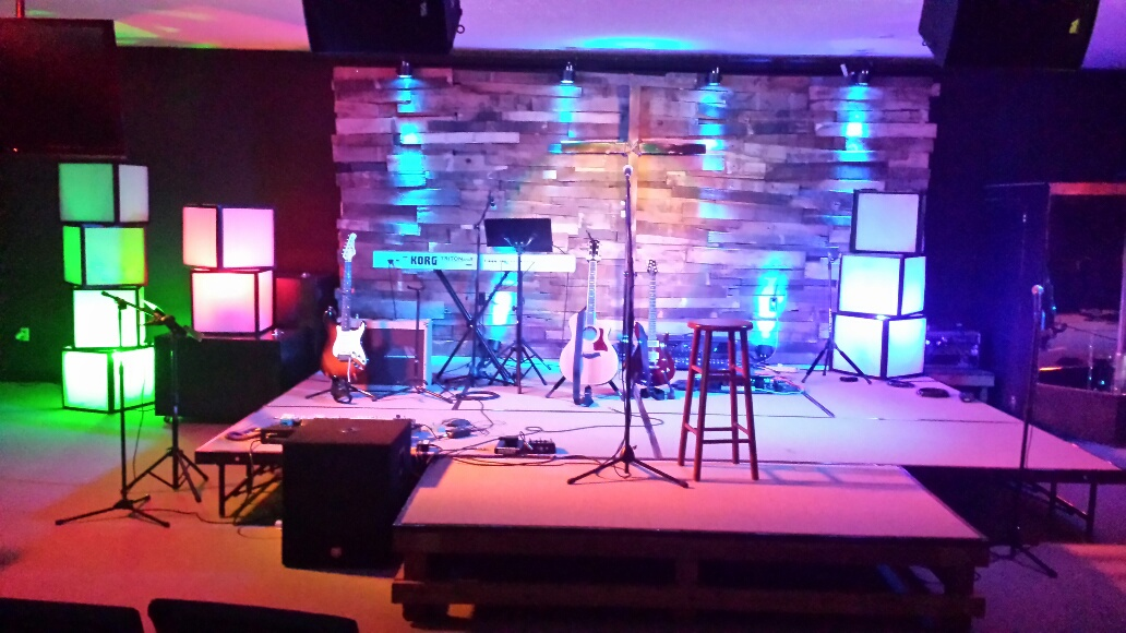 Collanews Aggregator VJ » Church Stage Design Ideas ...
