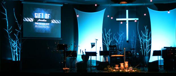 christmas designs church stage design ideas
