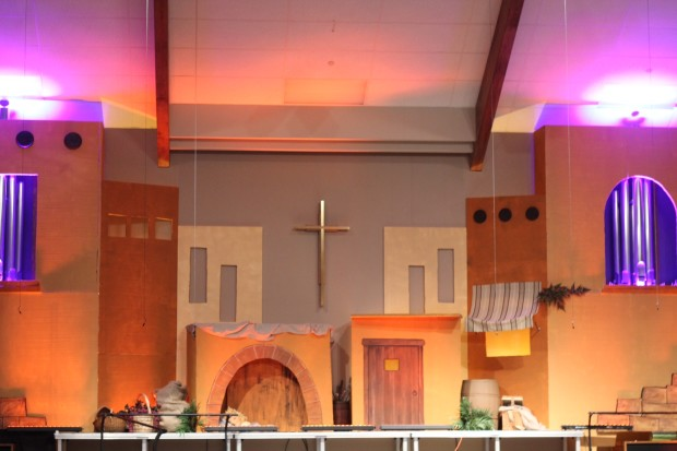 Stage Designs For Church