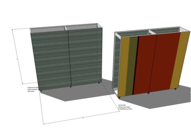portable stage design church stage design ideas