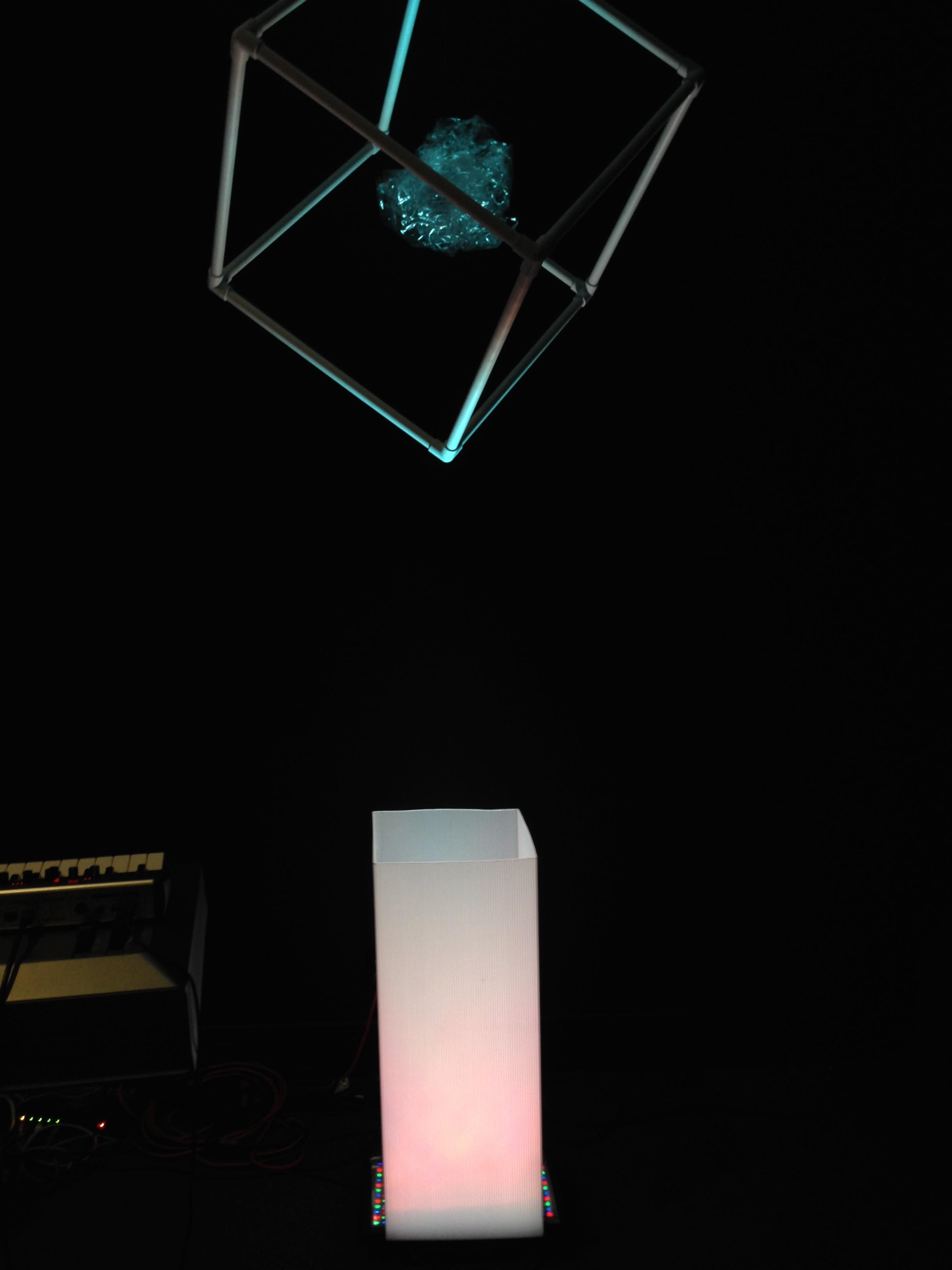 Geometric Energy Church Stage Design Ideas