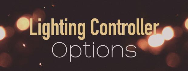 Lighting-Controller-Options