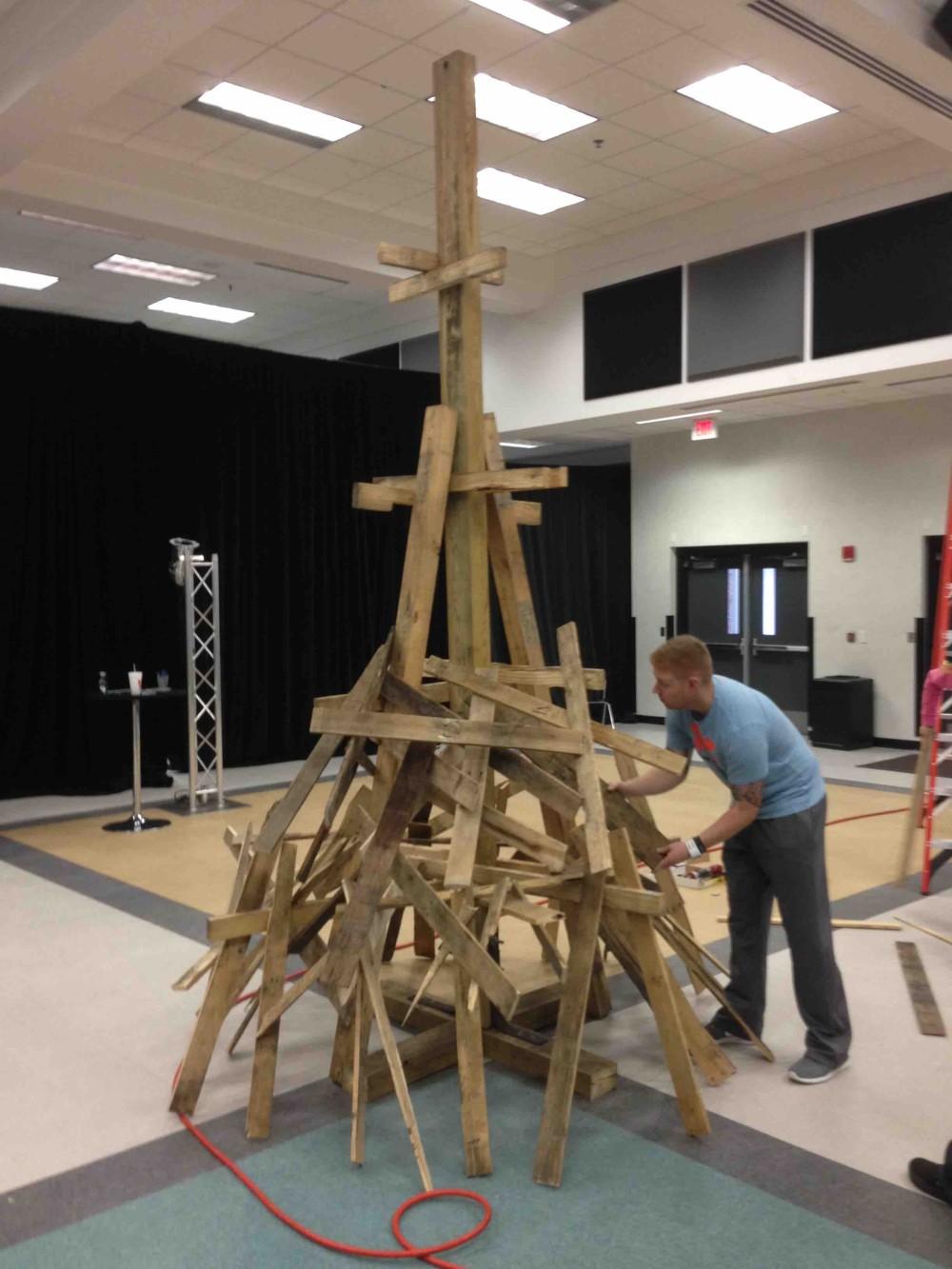 Tree Build 3