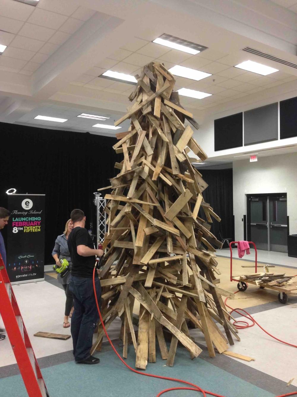 Tree Build 5