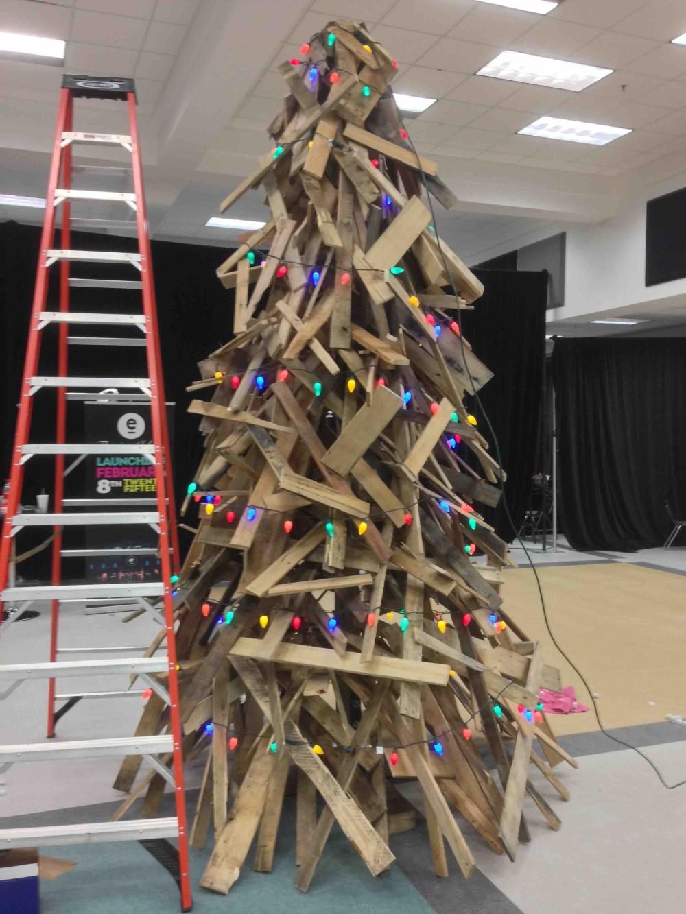 Tree Build 6