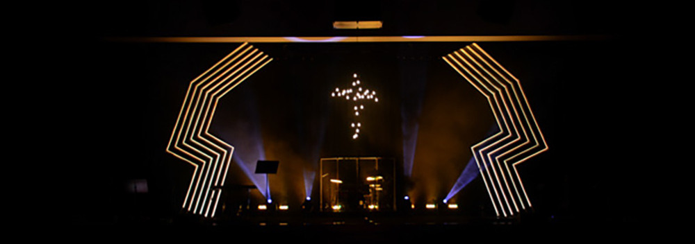 Easter Lightning Stage Design