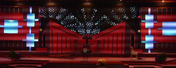 What S Going On In Nigeria Church Stage Design Ideas