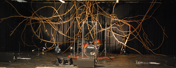 Roots Run Deep Church Stage Design Ideas