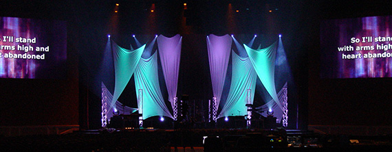 Swoop There It Is Church Stage Design Ideas
