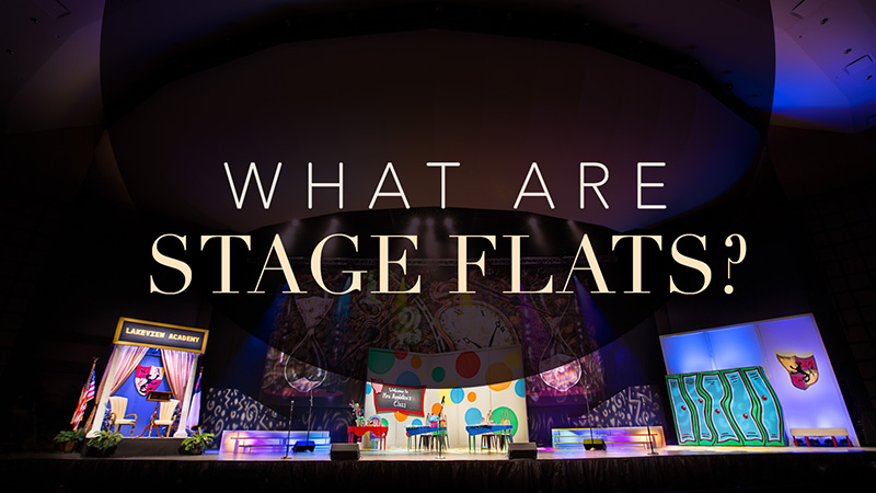 What Are Stage Flats Church Stage Design Ideas