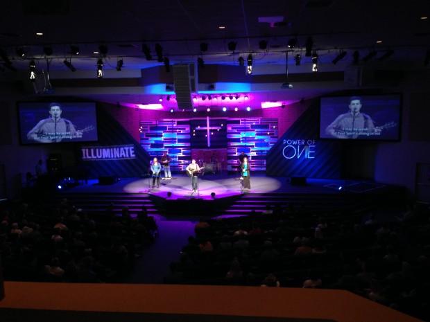 illuminate stage