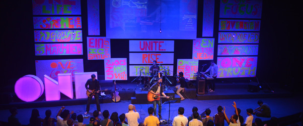 Neone | Church Stage Design Ideas
