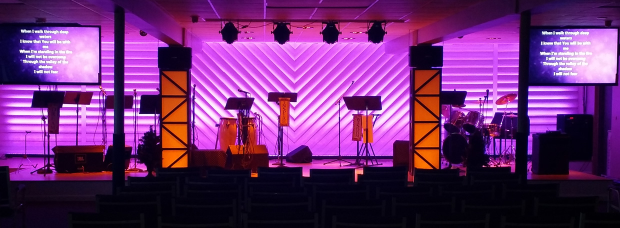 Stage Siding Church Stage Design Ideas