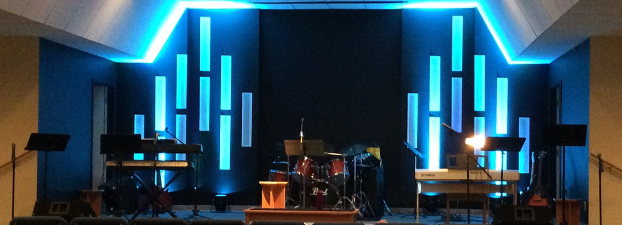 Stage Designs For Churches