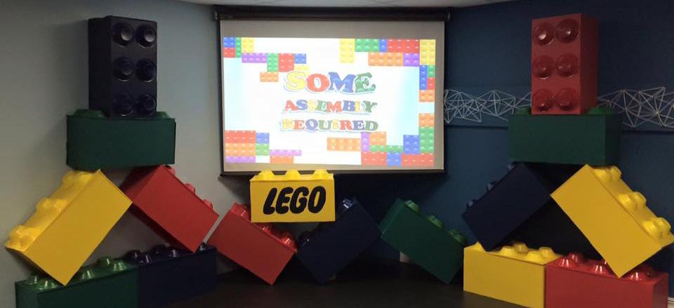 Lego Set | Church Stage Design Ideas