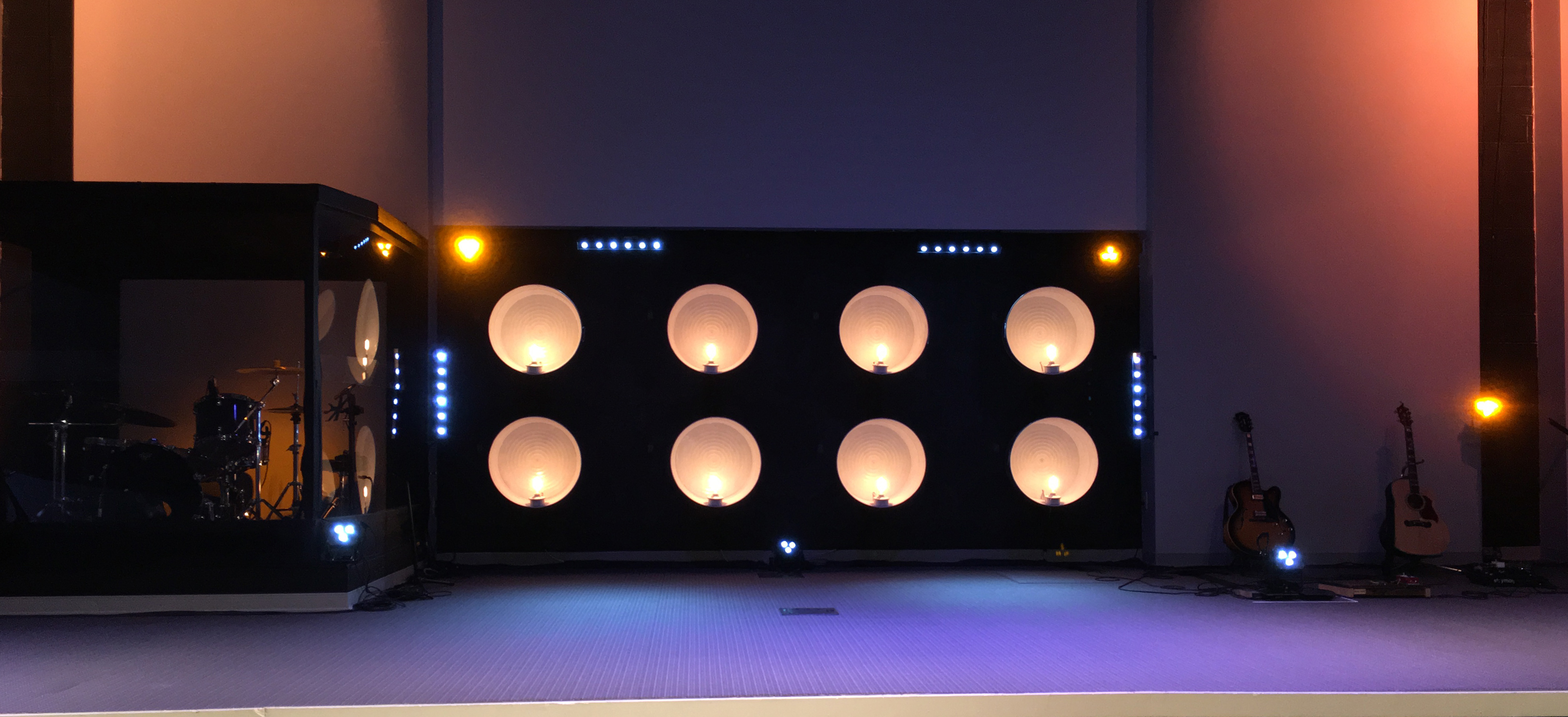 Worship Stage Design Ideas