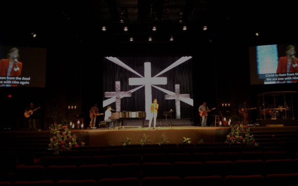 Easter Rehearsal