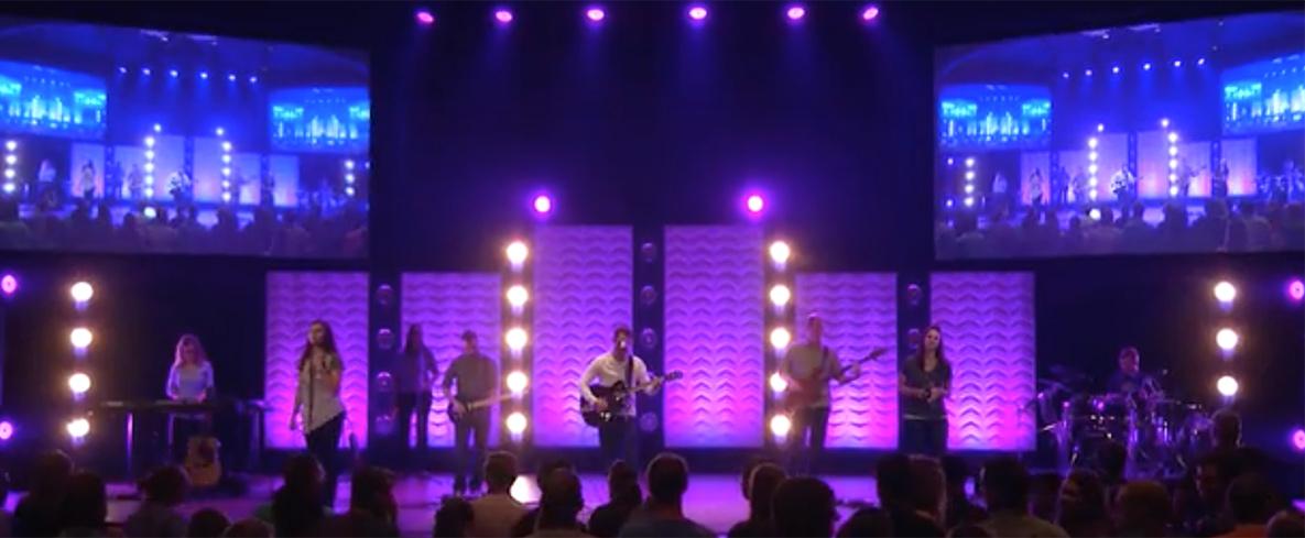 Ripples | Church Stage Design Ideas