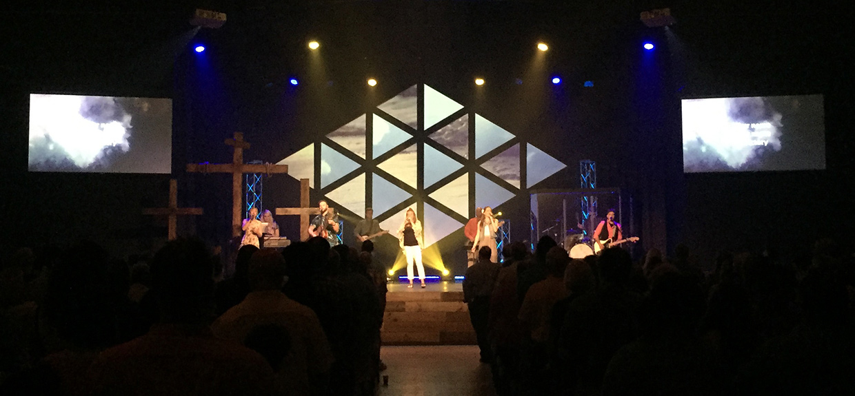 Diamonds Are A Stage S Best Friend Church Stage Design Ideas